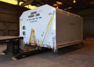 Aerospace Cargo Container 001