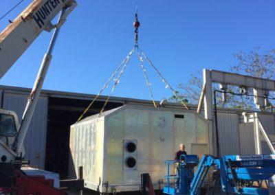 Aerospace Cargo Container 006