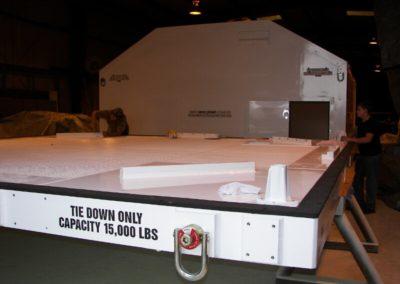 Aerospace Cargo Container 007