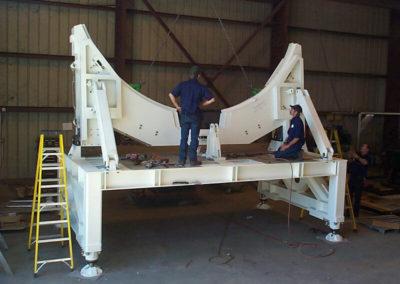 Aerospace Rocket Cradles 002