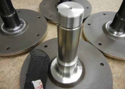 FAB 004 Tailstock Shafts A