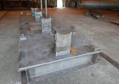 FAB 014 Steel Base
