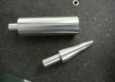 FAB 022 Machined Components