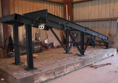 FAB 024 Ride Conveyor Frames