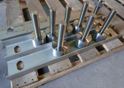 FAB 028 Machined Components