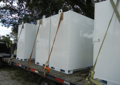 FAB 031 Tooling Containers