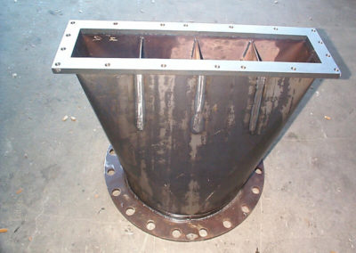 FAB 043 Transition Duct