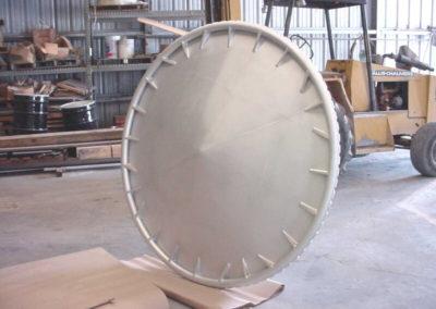FAB 044 Aluminum Weldment 002