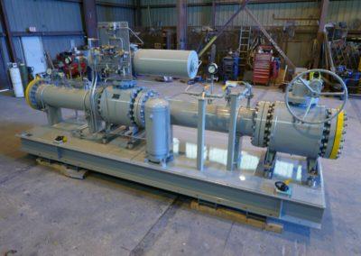 Skid 001 - Fuel Gas