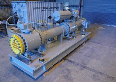 Skid 002A - Fuel Gas