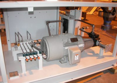 Skid 003 - Lifting Oil