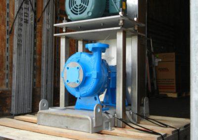 Water Treatment Pump Skid 001